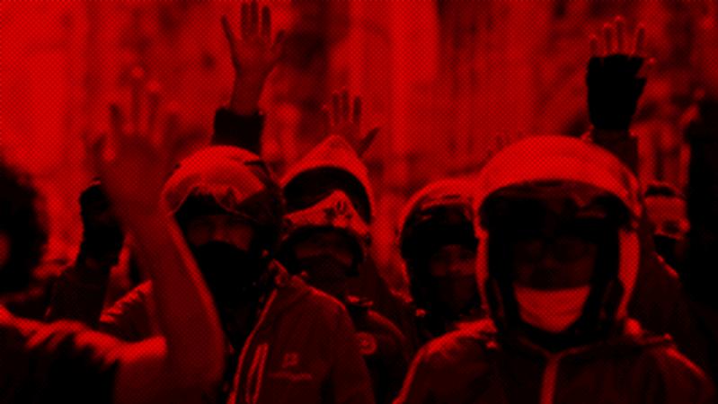 Entrevista: a situação dos entregadores de aplicativo na Argentina