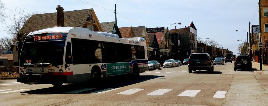 76 Diversey Bus Route Info Cta