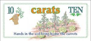 carats - 10
