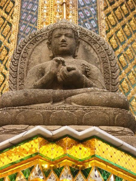 Bhudda statue in Bangkok, Thailand
