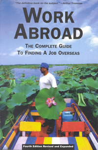 Work Abroad Book By Transitions Abroad
