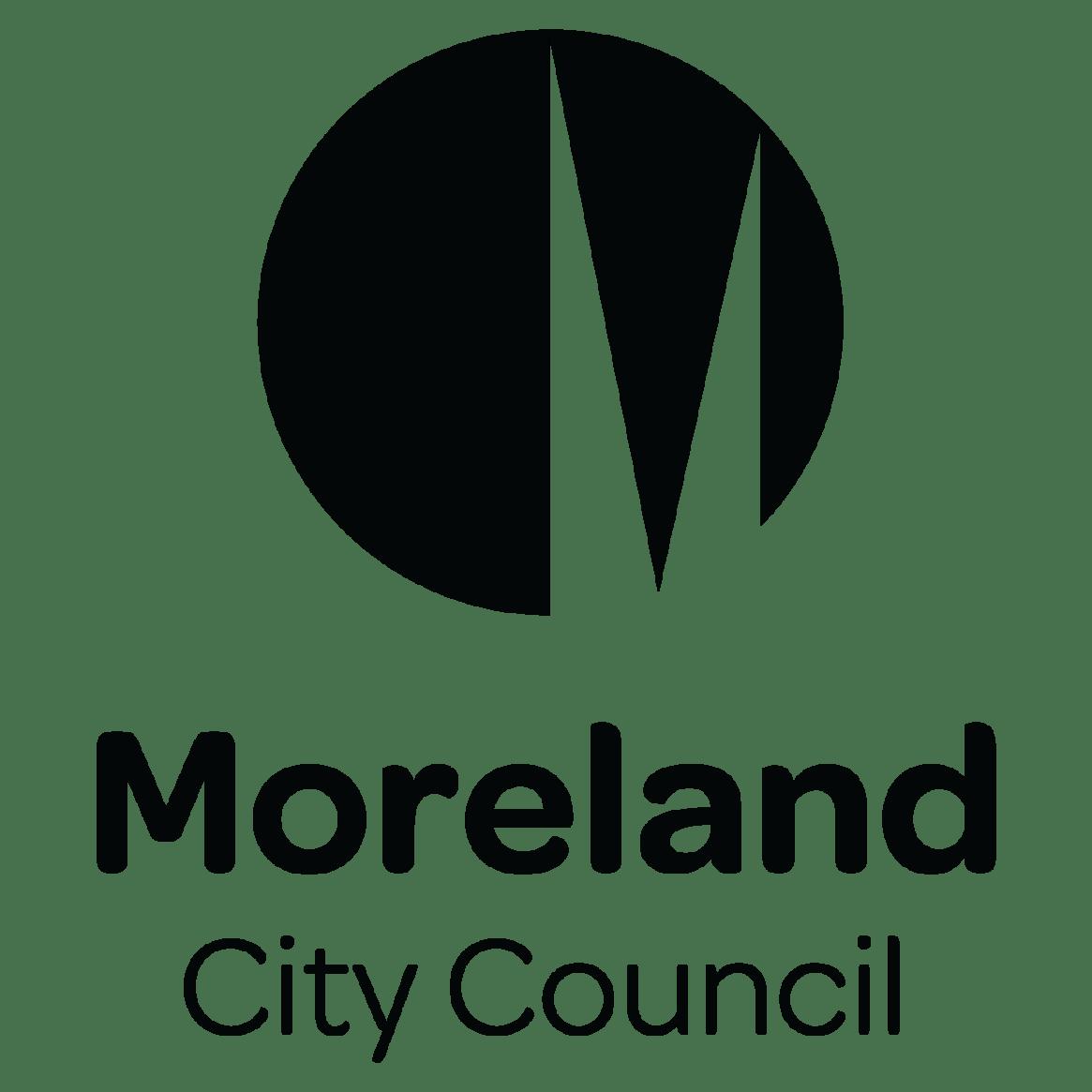 Moreland City Council Logo_naked_Vertical_black