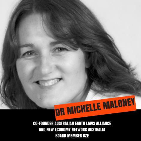 DR MICHELLE MALONEY