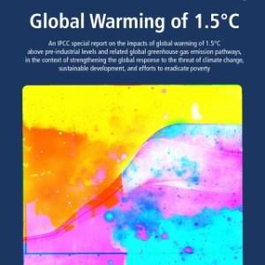 IPPC report 2018 cover