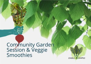 Community Garden Session & Veggie Smoothies @ St Andrews Community Garden