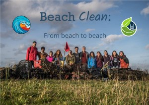 Beach Clean: From Beach to Beach @ Meet at Bruce Embankment Car Park