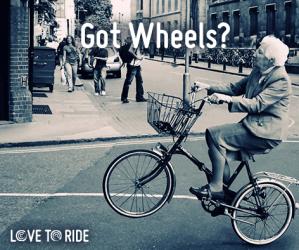 Rent a Bike! @ Woodburn Place