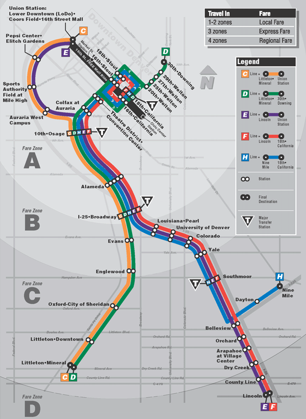 Barcelona Subway Map With City Map Overlay.Transit Maps