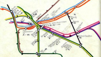 1979 Subway Map.Transit Maps Submission Historical Map 1979 New York Subway Map