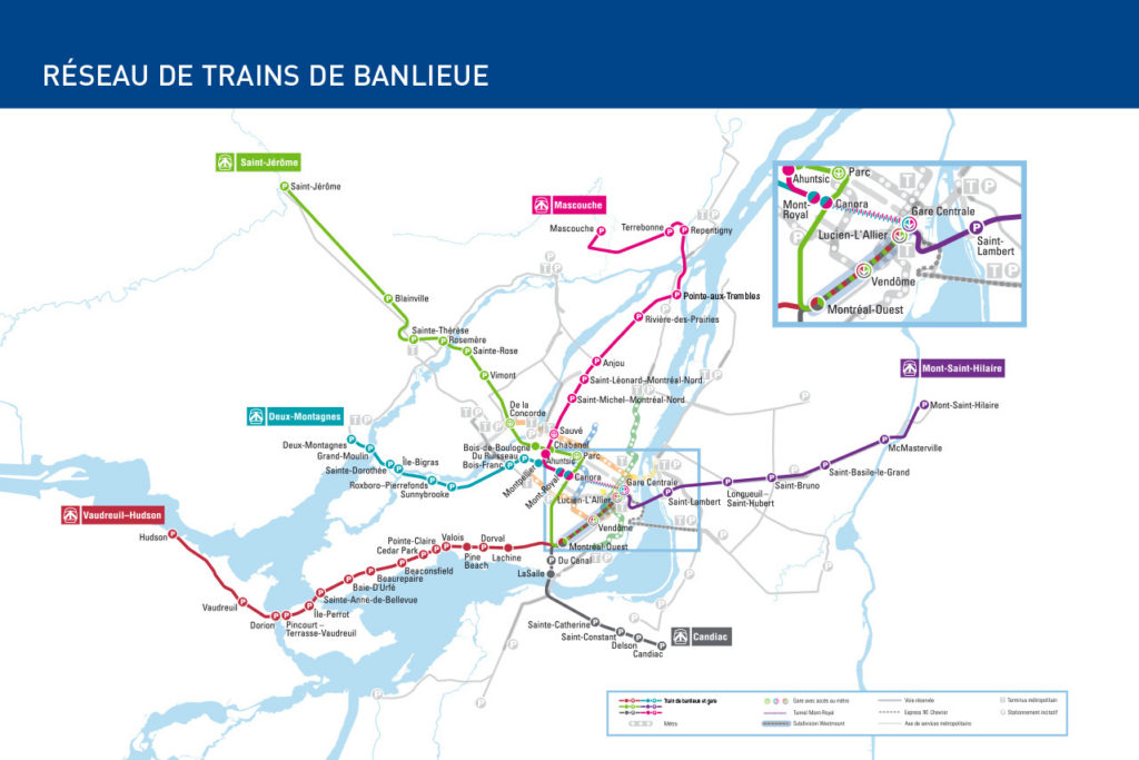 Montreal Subway Map Pdf.Transit Maps Submission Official Map Montreal Commuter Rail Map