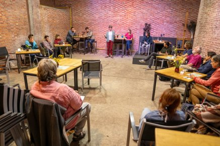 Translab Kaffee @ De Kleine boerderij (Merksplas)