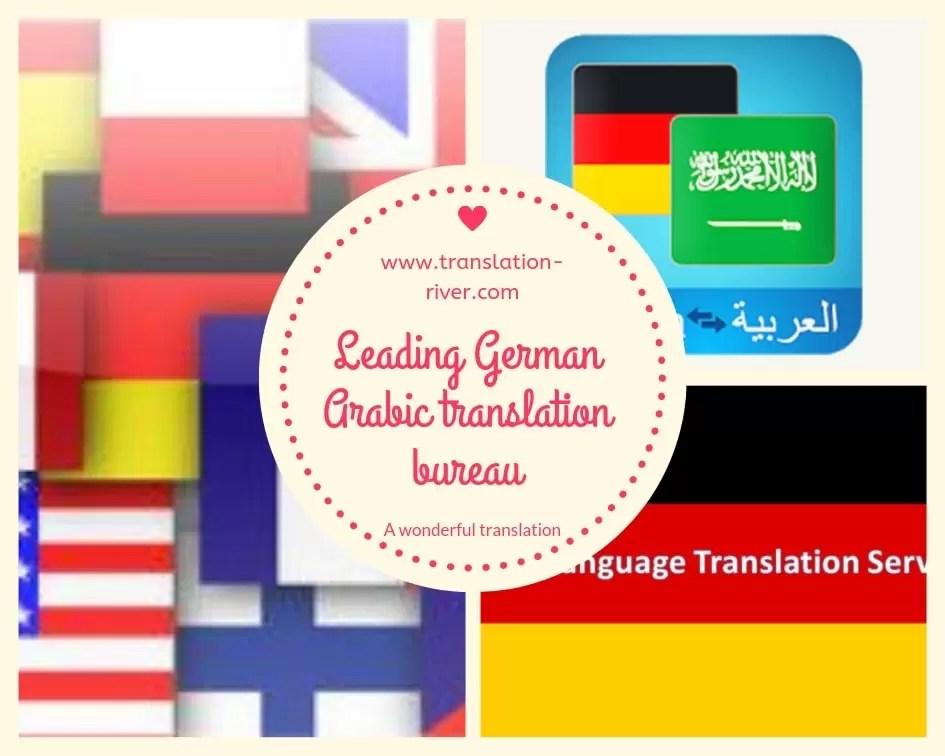 Leading German Arabic translation bureau 50% off