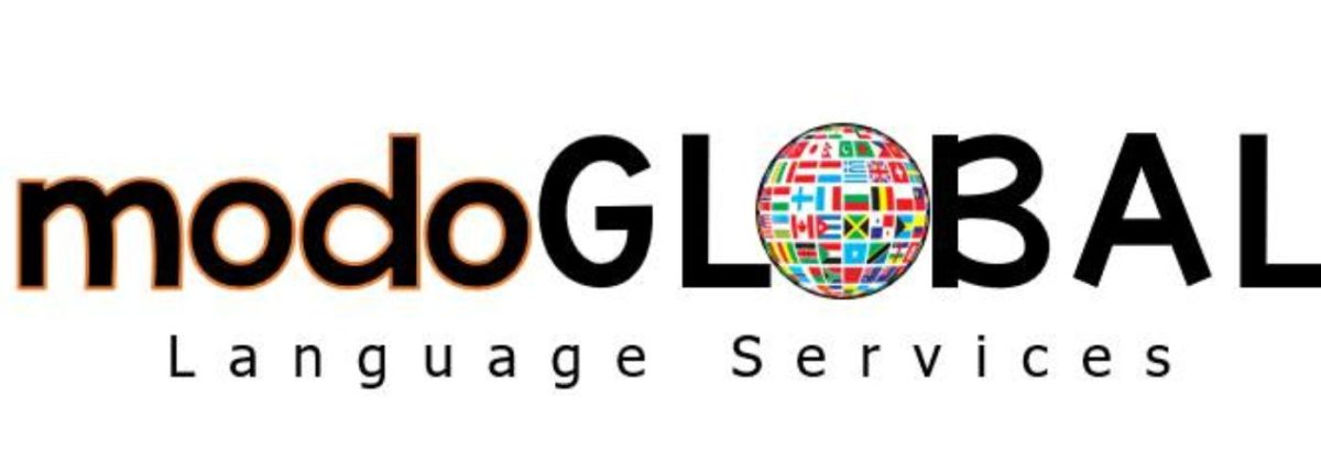 ModoGlobal Logo: Translation and Interpreting Services