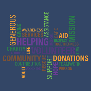 Making a difference to those affected by crisis