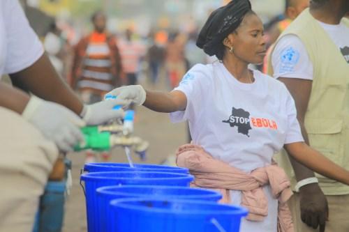 Ebola DRC response plan