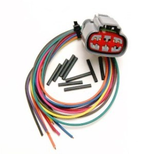 E40D 4R100 transmission wire harness Ford transmission