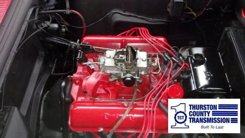 Classic Car Transmission Repair and Auto Restoration