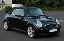 mini cooper has oem transmission concerns