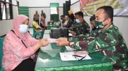 Kodim Wonosobo Salurkan Bantuan Tunai untuk Pelaku UMKM