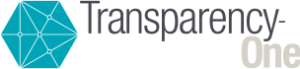 Transparency-One logo