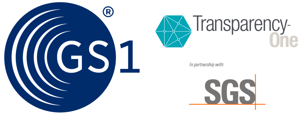 GS1 Transparency-One SGS