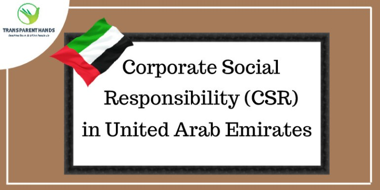 Corporate Social Responsibility (CSR) in United Arab Emirates