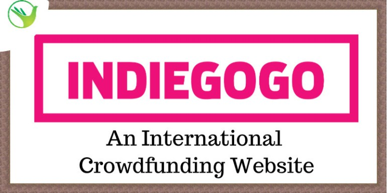 Indiegogo - An International Crowdfunding Website