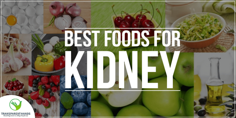Best Food Items For Kidney You Must Include in your Diet
