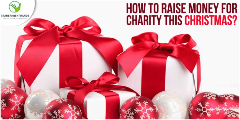 How to Raise Money for Charity This Christmas