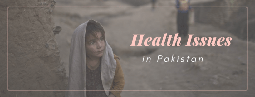 health issues in Pakistan