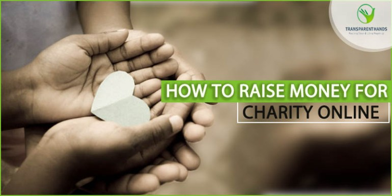 How to Raise Money for Charity Online