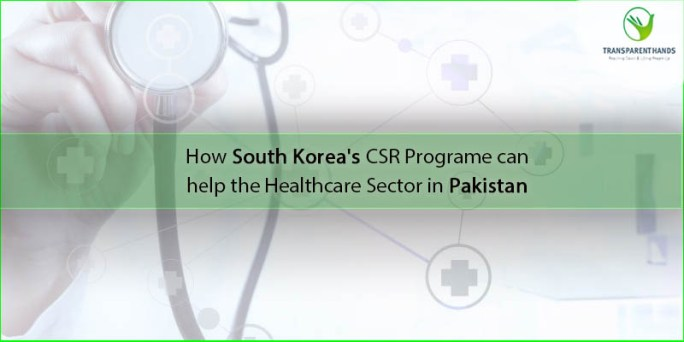 How South Korea CSR Programs Can Help the Healthcare Sector in Pakistan