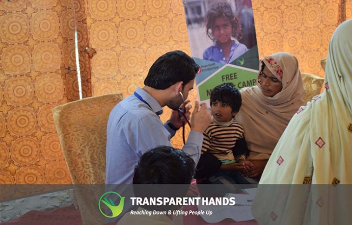 Free Medical Camps for Poor