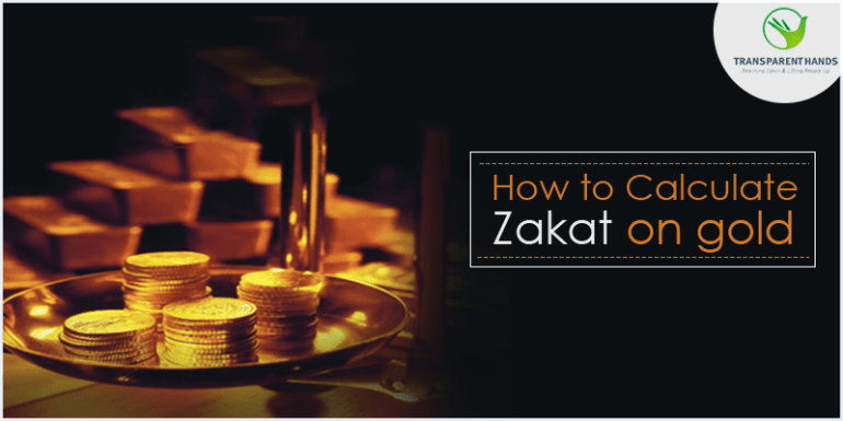 How to Calculate Zakat on Gold