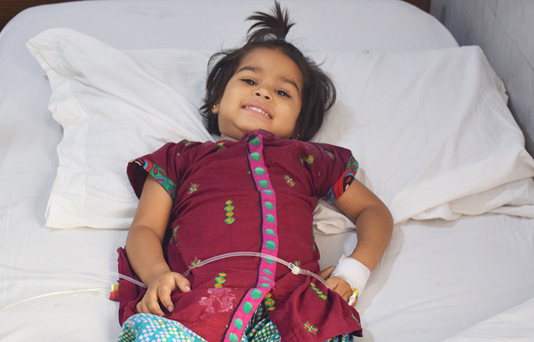 Anorectal Malformation Ayesha Akram