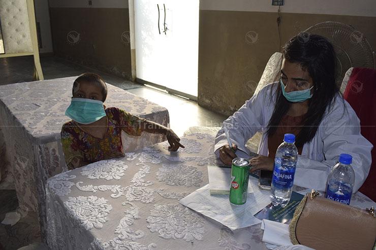 Medical Camp in Faisalabad