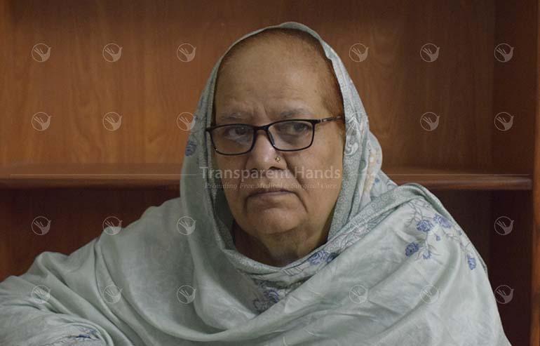 Shamsa Saleem