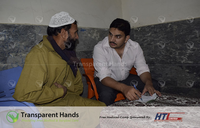 Medical Camp in Lahore by Mitsubishi