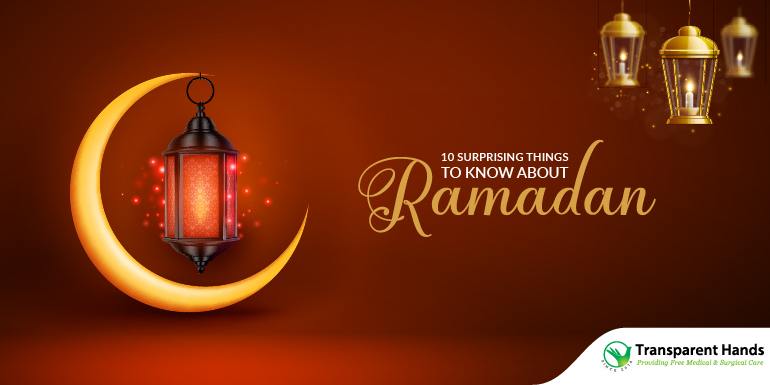 10 Surprising Things to Know About Ramadan
