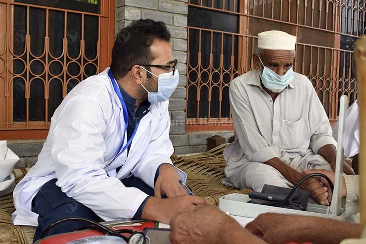 Medical Camp in Swabi