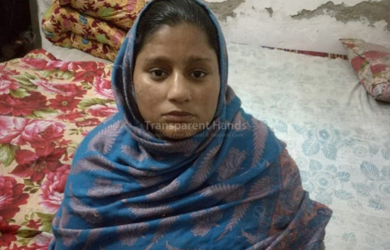 Donate to Farzana Shakeel for her C- Section