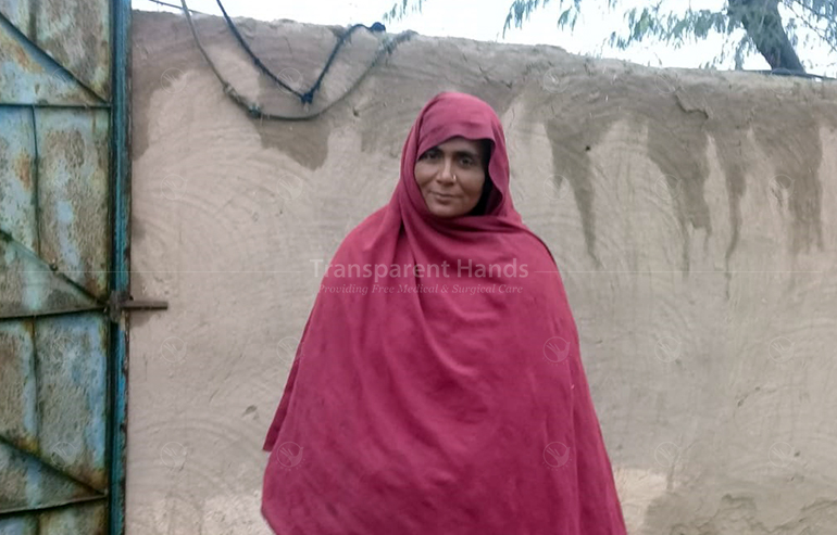 Donate to Rashida Bibi for Her Lap. Cholecystectomy