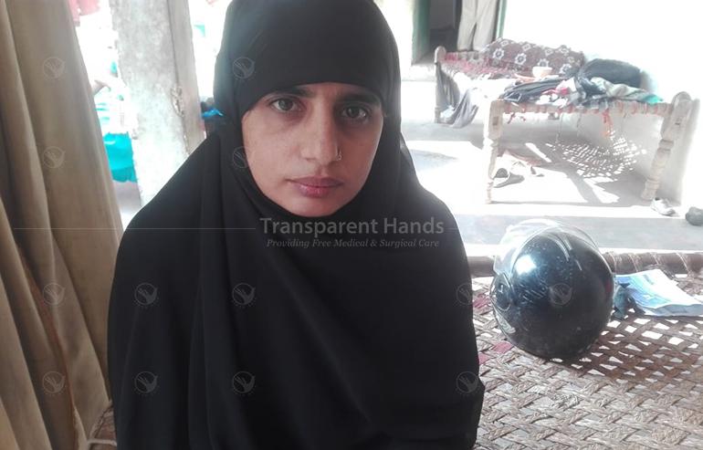 Donate to Sabiha Bibi for Her Laparotomy