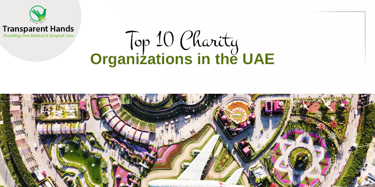 Top 10 Charity Organizations in the UAE