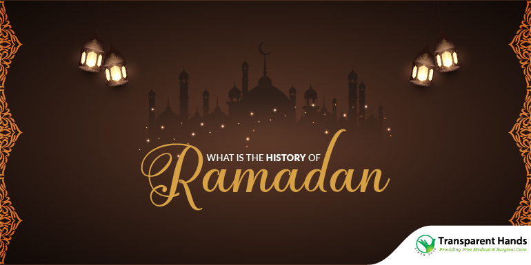 What is the history of Ramadan