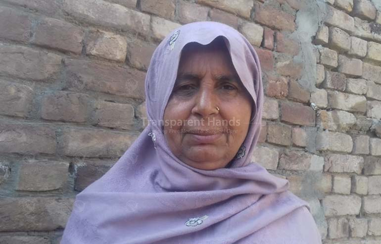 Donate to Hameeda Bibi for Her Lap. Cholecystectomy