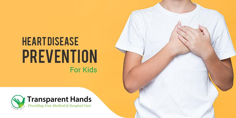 Heart Disease Prevention for Kids