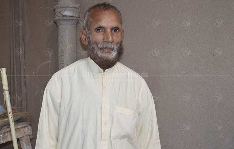 Donate to Mubarik Ali for His Lipoma Excision