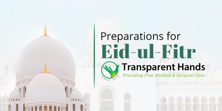 Preparations for Eid-ul-Fitr