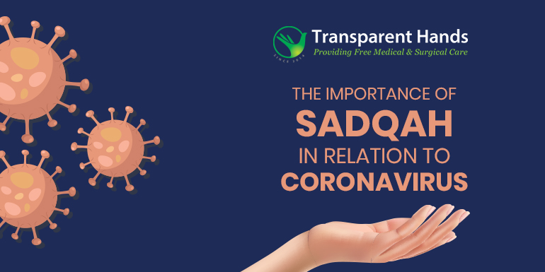 The Importance of Sadaqah in Relation to Coronavirus